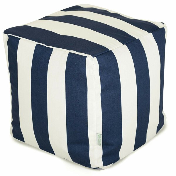 Baffin Cube Ottoman by Breakwater Bay