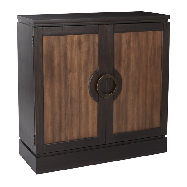 Kuhn Storage 2 Drawer Accent Cabinet by Wrought Studio Wrought Studio