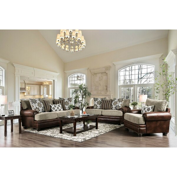 Jody Configurable Living Room Set by Canora Grey