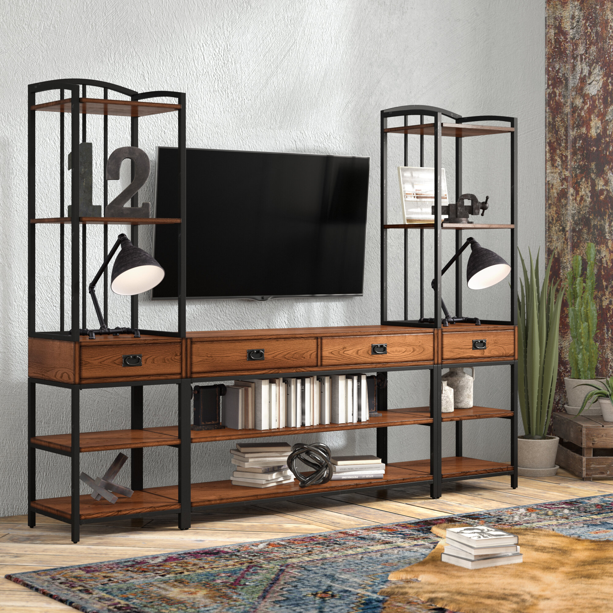 Wayfair Entertainment Centers You Ll Love In 2021