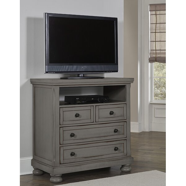 Chardon Entertainment Center by Darby Home Co