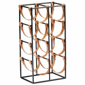 Brighton 8 Bottle Tabletop Wine Rack by Cyan Design