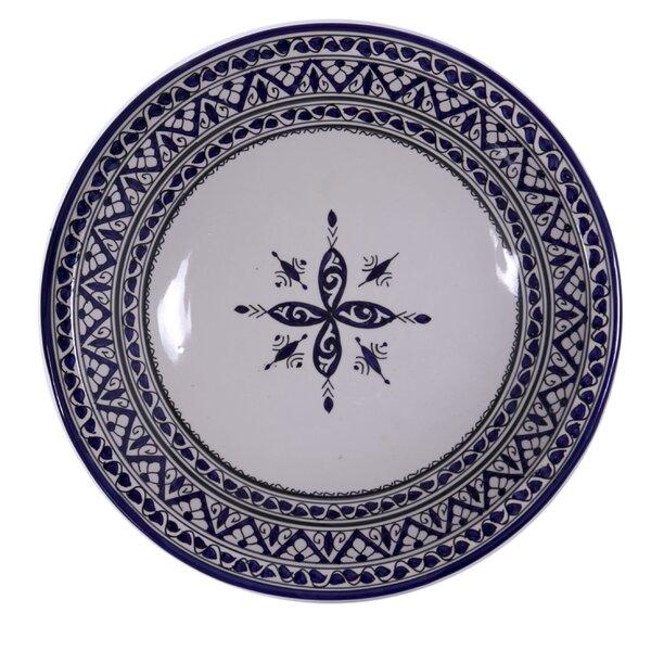 Juno Berber Design Serving Platter by Mistana