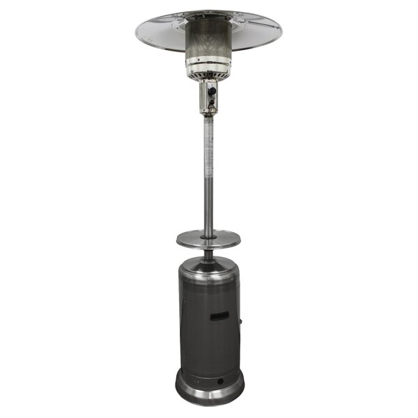 Tall 41,000 BTU Propane Patio Heater by AZ Patio Heaters