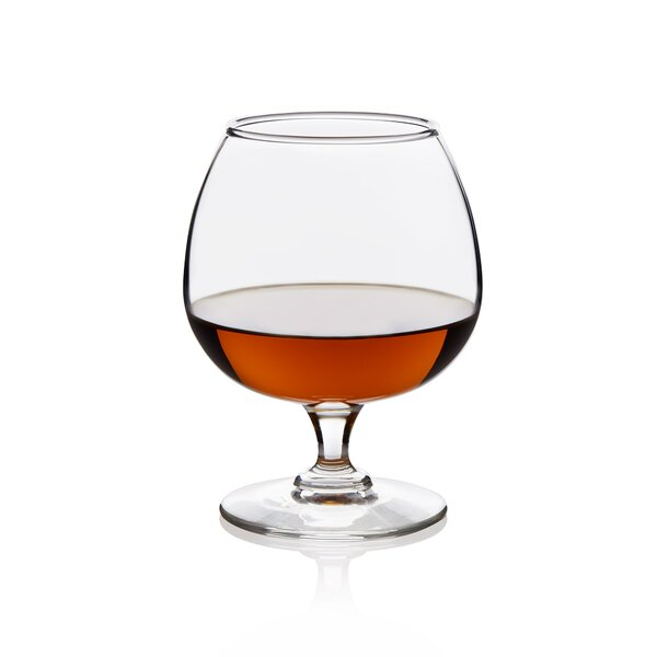 Craft Spirits 12 oz. Glass Snifter/Liqueur Glass (Set of 4) by Libbey