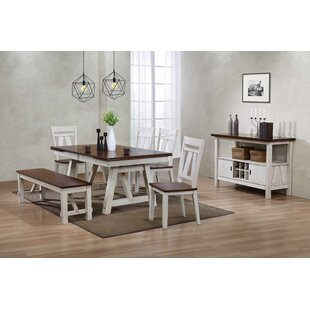 Farmhouse Table Set Wayfair