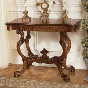 Topsham Manor Console Table by Design Toscano