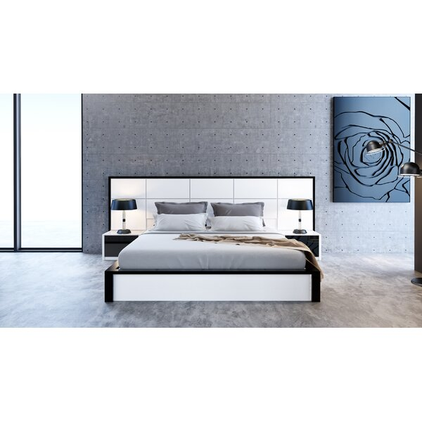 Gannet Platform Bed by Orren Ellis