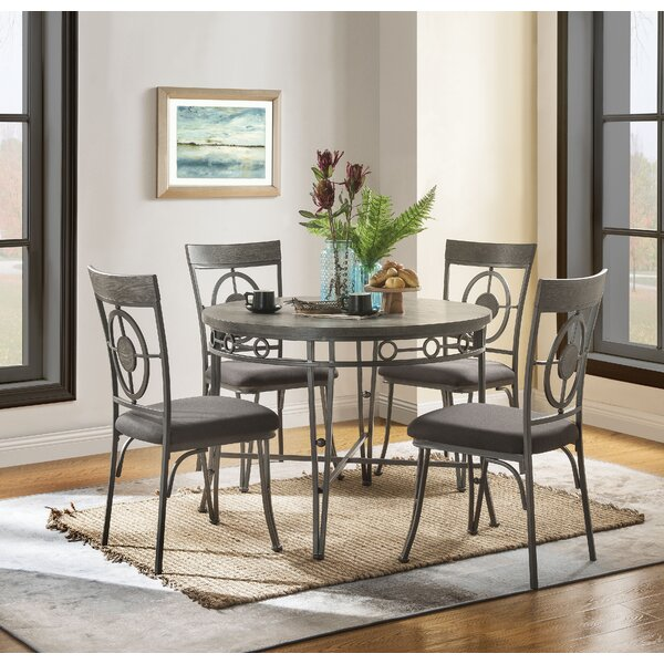 Hand 5 Piece Dining Set By Red Barrel Studio Comparison