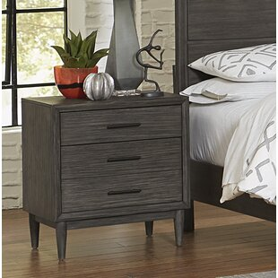 Beaverton 2 Drawer Nightstand by Wrought Studio
