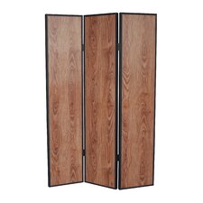 71 x 47 Java 3 Panel Room Divider by Screen Gems
