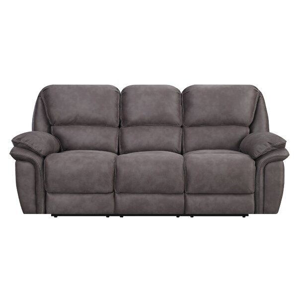 Cannaday Reclining Sofa by Alcott Hill