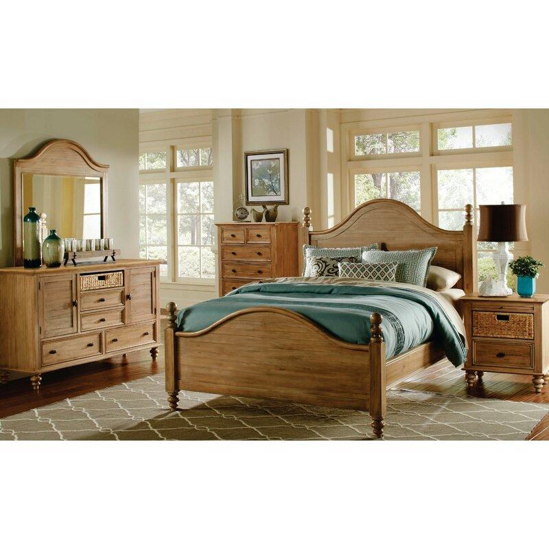 Didmarton Panel 5 Piece Bedroom Set