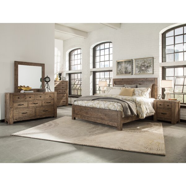 Kersey Panel Customizable Panel Bed by Trent Austin Design