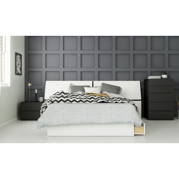 Lazaro Platform 4 Piece Bedroom Set by Ebern Designs