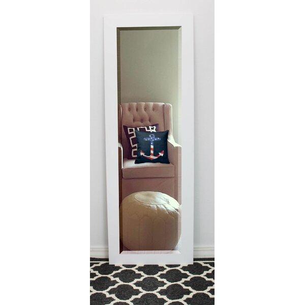 Mariah Beveled Rectangle Wall Mirror by Longshore Tides