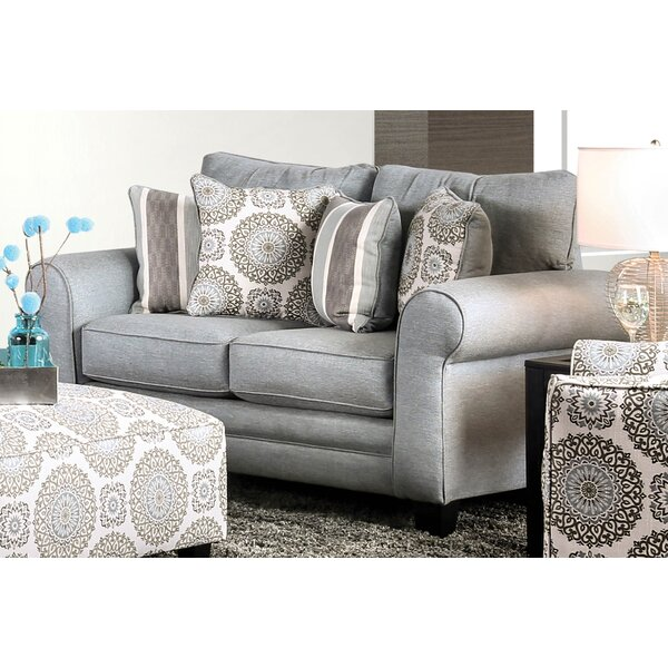 Banas Loveseat by Darby Home Co