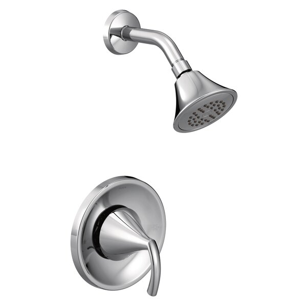 Glyde Shower Faucet Lever Handle with Posi-Temp by Moen