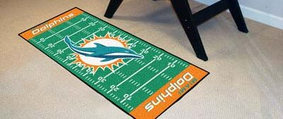 NFL - Miami Dolphins Football Field Runner by FANMATS