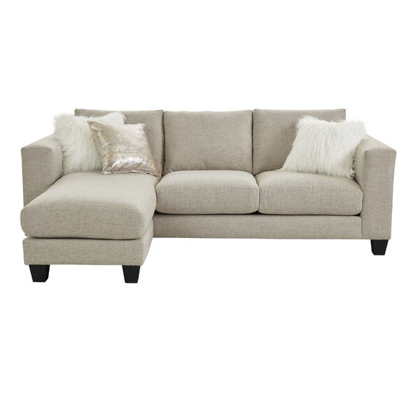 #2 Cohn Sectional By Ebern Designs Reviews