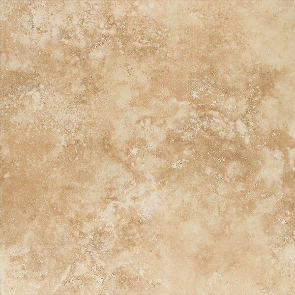 MAVANA 13 x 13 Porcelain Tile in Golden Amber by Mohawk Flooring