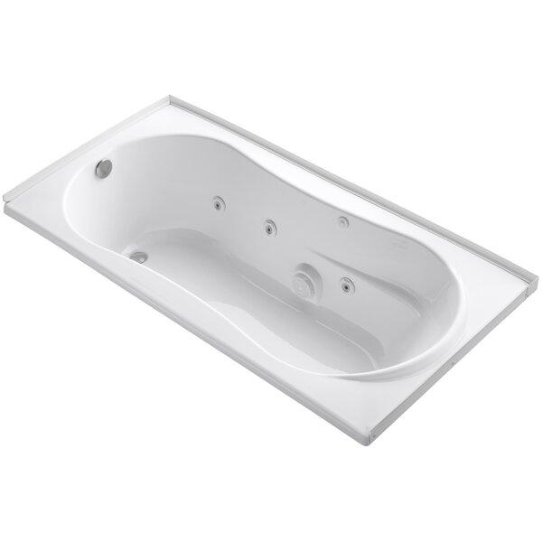 Alcove 72 x 36 Whirpool Bathtub by Kohler