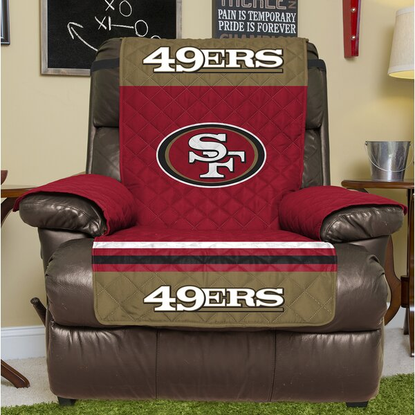 NFL Recliner Slipcover by Pegasus Sports