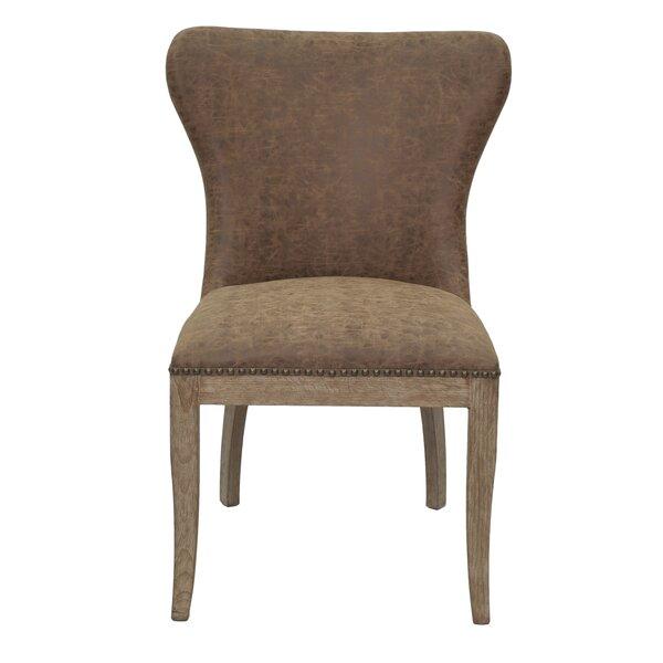 Clemons Side Chair by Gracie Oaks