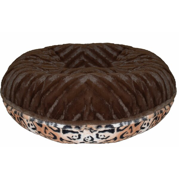 Bagel Bolster Bed by Bessie and Barnie