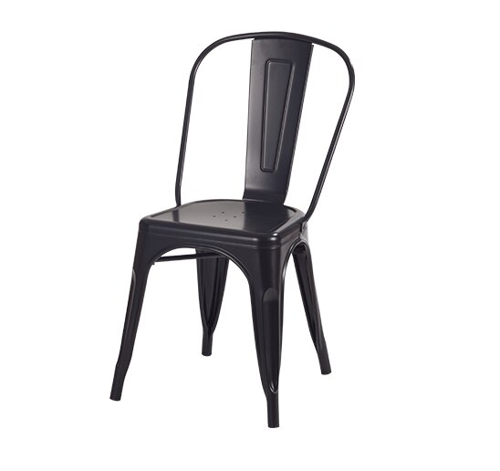 Stacking Patio Dining Chair by C2A Designs