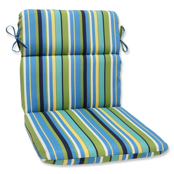 Topanga Indoor/Outdoor Chair Cushion by Pillow Perfect