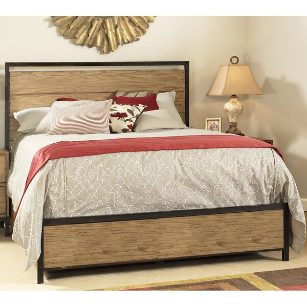 Brinley Standard Bed by Home Image