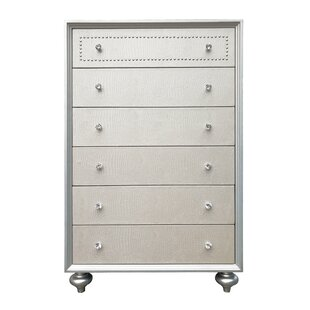 Aveliss 6 Drawer Chest by Rosdorf Park
