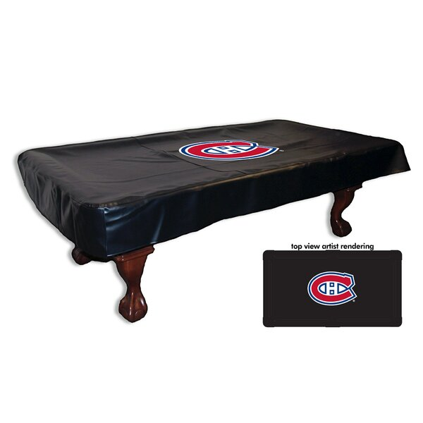 NHL Billiard Table Cover by Holland Bar Stool
