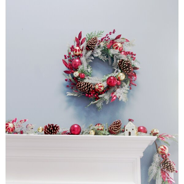 Cedar Christmas Garland by The Holiday Aisle