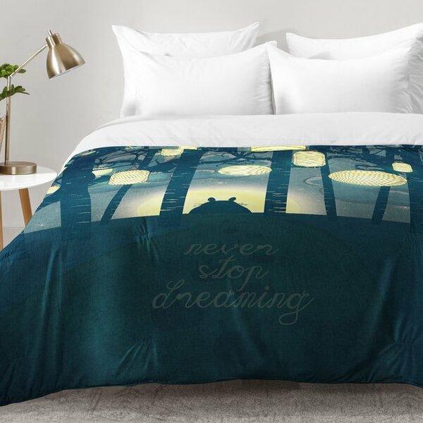 Totoros Dream Forest Comforter Set