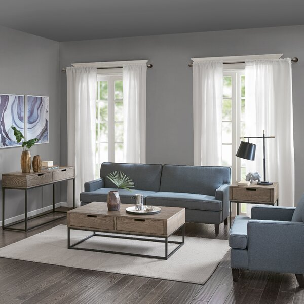 Jerri 3 Piece Coffee Table Set by Greyleigh