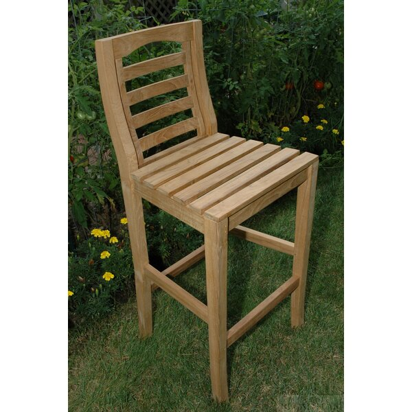 Portsmouth 28 Patio Bar Stool by Regal Teak