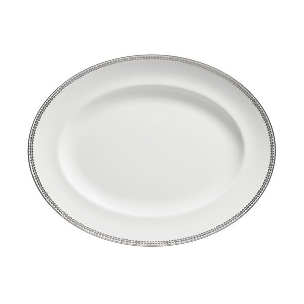 Flirt Oval Platter by Vera Wang