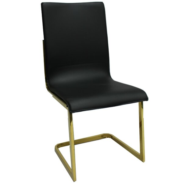 Binney Upholstered Dining Chair by Mercer41