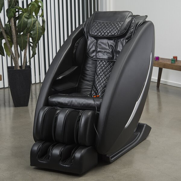 Inner Balance Wellness Reclining Heated Full Body Massage Chair With Ottoman By Inner Balance Wellness
