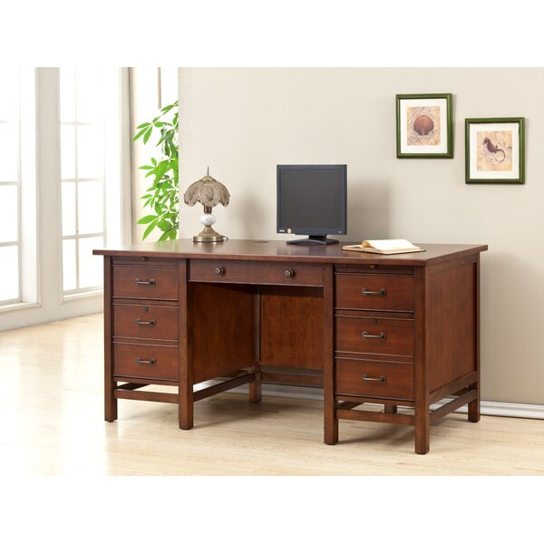 Boonville Executive Desk by Darby Home Co