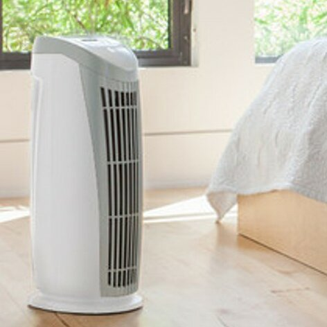 T500 Room HEPA Air Purifier by Alen
