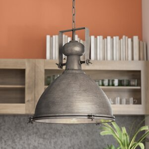 Lavern 1-Light Bowl Pendant