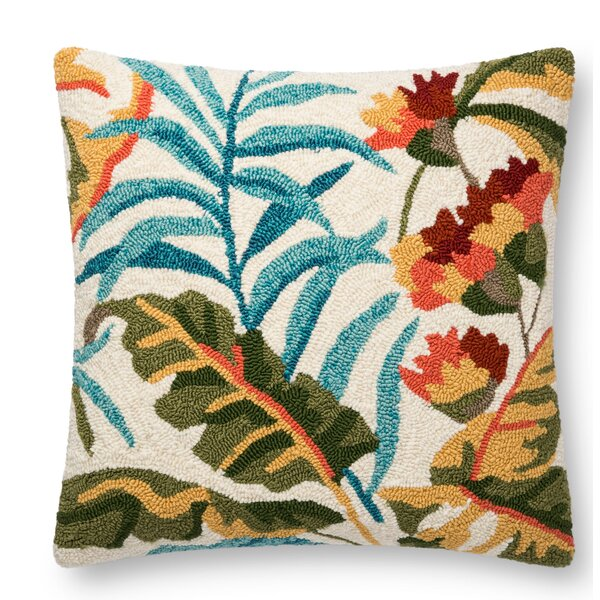 Reilly Indoor/Outdoor Throw Pillow By Bay Isle Home