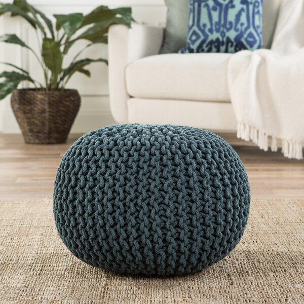 Mcvicker Pouf by Laurel Foundry Modern Farmhouse