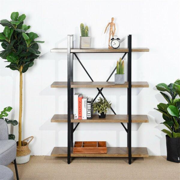 Jonah Etagere Bookcase By Gracie Oaks