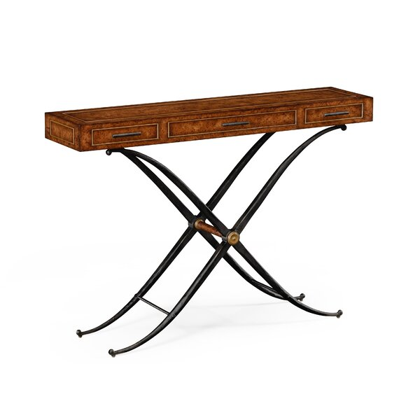Anvil Console Table By Jonathan Charles Fine Furniture