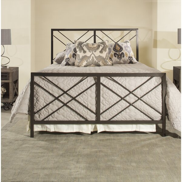 Tuohy Standard Bed by Millwood Pines