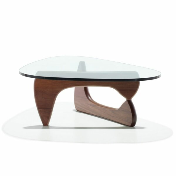 Mirefield Solid Wood Abstract Coffee Table By Brayden Studio